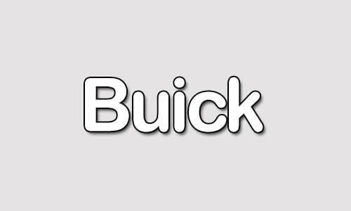 buick complaints